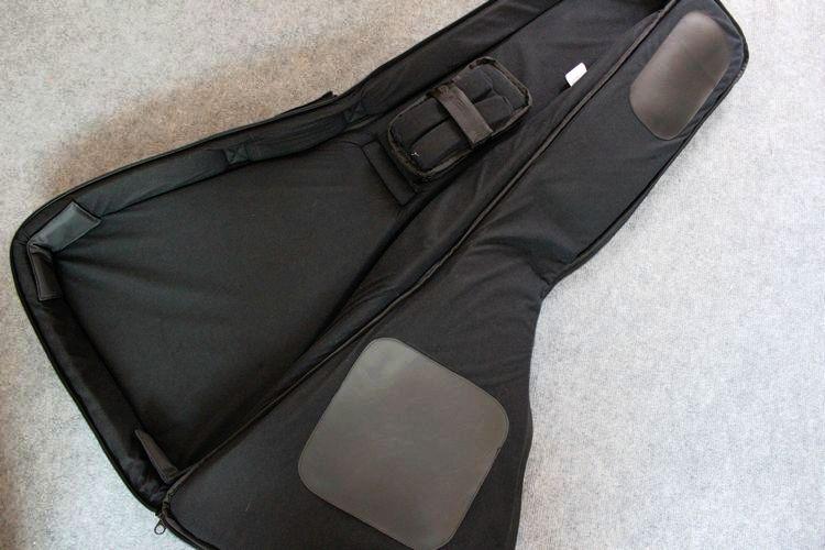 布格 标准款 V型 电吉他包